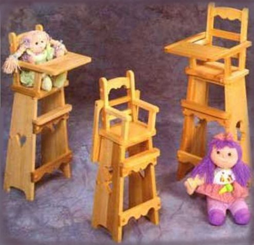 Best Baby Doll High Chair