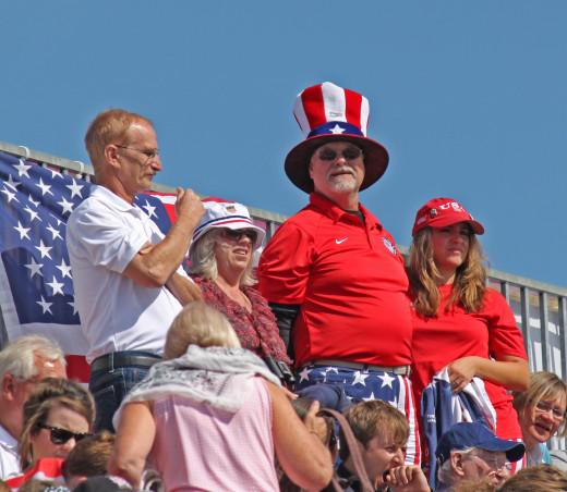 Team USA Fans