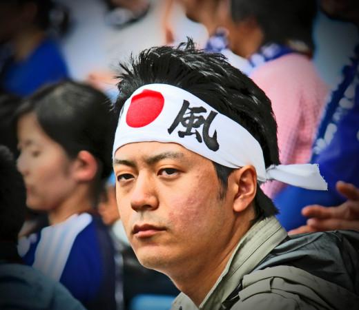 Team Japan Fan