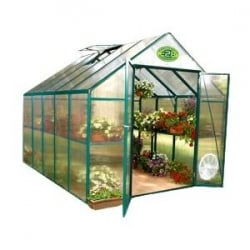 Systems Trading EG45810 8- By 10-Foot Backyard Hobby Greenhouse