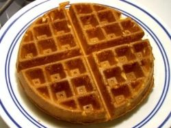Easy Way to Make Waffles