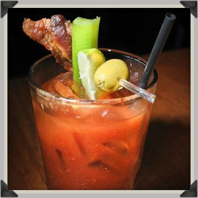 How Do You Garnish A Bloody Mary