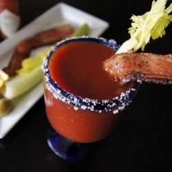 How To Mix A Bloody Mary