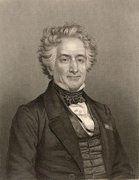 Michel Eugene Chevreul. Photo Credit - https://en.wikipedia.org/wiki/Michel_Eug%C3%A8ne_Chevreul