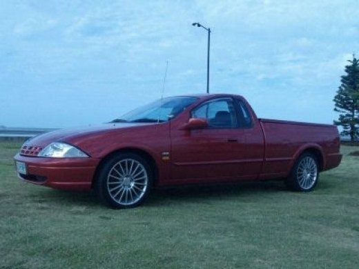 Red the Ute