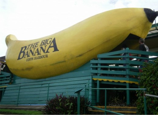 The Big Banana.