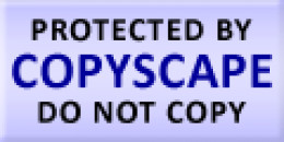 copyright protected by copyscape