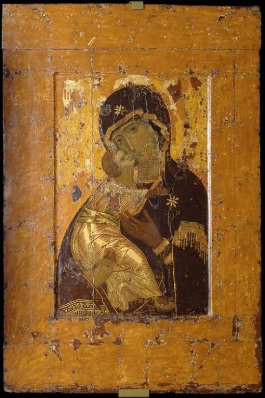 Icon of Our Lady Vladimirskaya