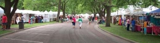 Brookings SUmmer Art Festival