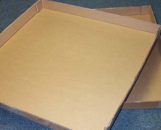 How To Make Your Own Shipping Box