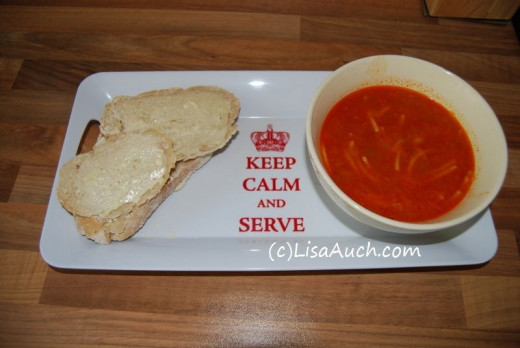 homemade Soup Easy