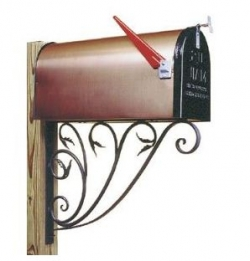 Decorative Residential Mailbox