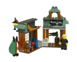 Lego Harry Potter Quality Quidditch Supplies Set