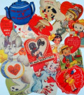 Collecting Vintage Valentines & Postcards