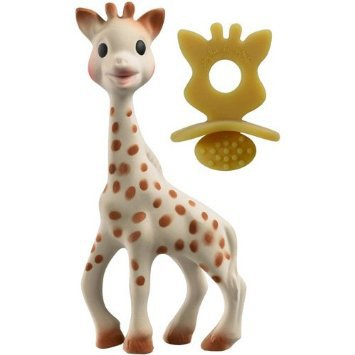 The most popular baby teether