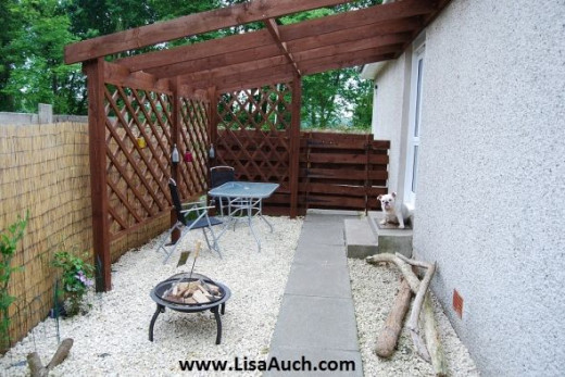 Build You own Timber Framed Pergola