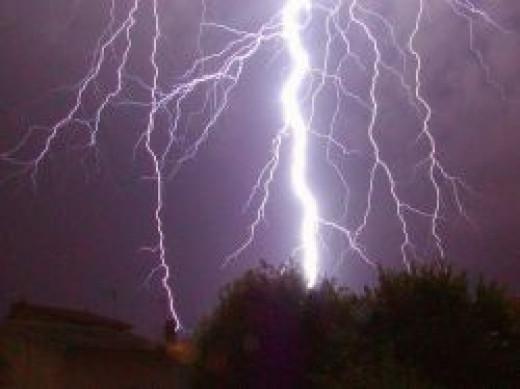 Fear of Lightning