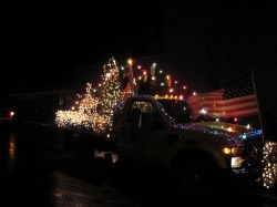Northern Lights Holiday Parade in Flagstaff