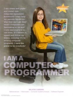 young girl genius