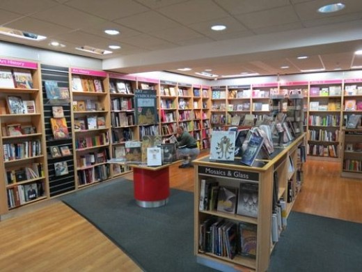 Foyles Art Books