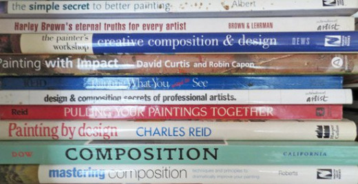 It doesn't have to be a NEW book to be a good book! Some of the ones I own were written a long time ago - and some were published between 10-20 years ago. It's the quality that matters not when they were published.