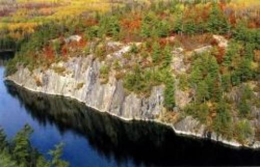 Voyageur's National Park (public domain image)