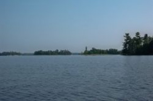 Lake Kabetogama, Voyageur's National Park
