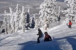 Winter in Flagstaff