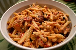 Salsice Pasta Rustico Recipe
