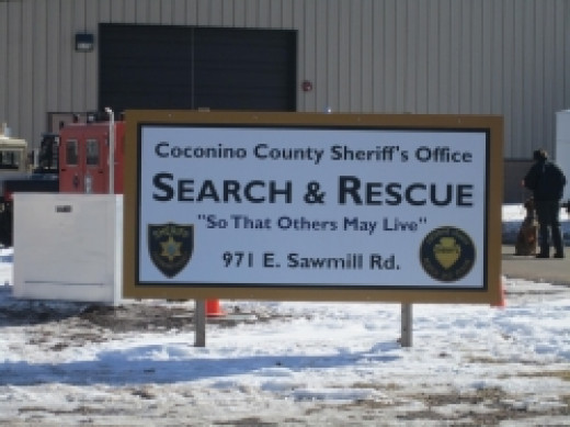 I'm thankful for our team's new Search and Rescue building