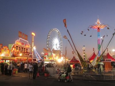 The Arizona State Fair -- the Venue for the Darius Rucker Concert