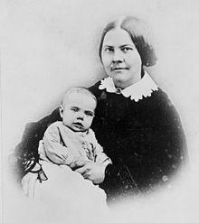 Lucy Stone Suffragist