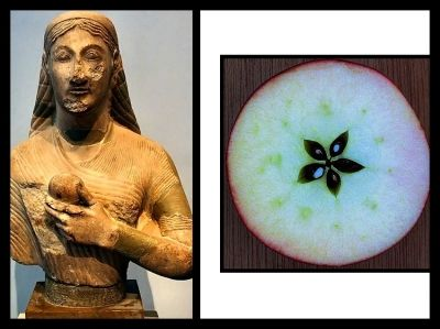Kore and the Apple
