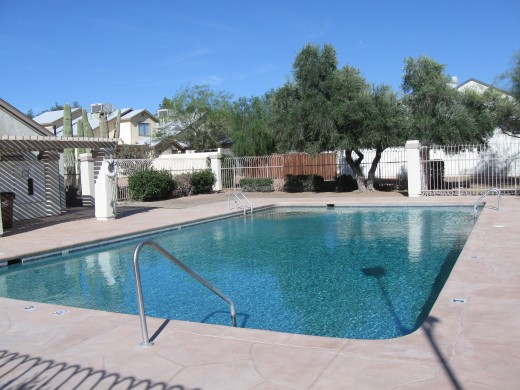 Homeowners Association Dues used to pay for amenities like community swimming pools.