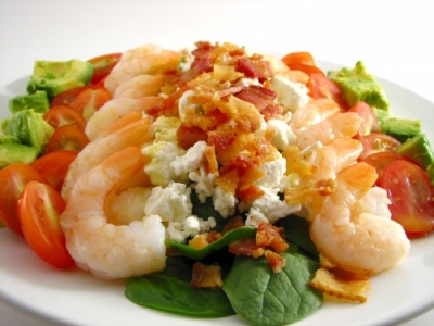 "My Favorite ""Shrimp Salad"""