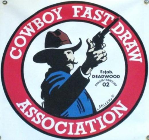 The Cowboy Fast Draw Association