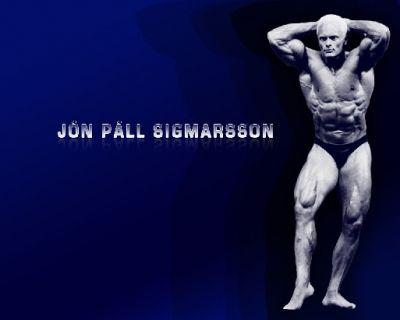 Jon Pall Sigmarsson