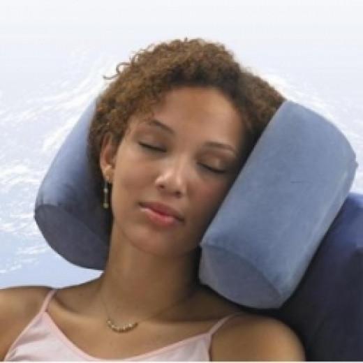 Travel Nook Travel Pillow