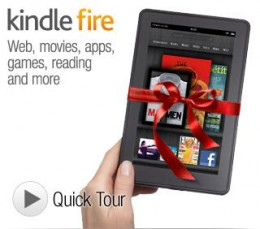 Kindle Fire Gift for Mom