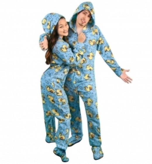 Public Sleeping Day Pajama Party