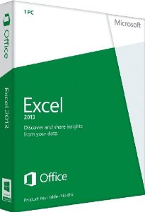 Excel 2013 Key Card - Non-Commercial