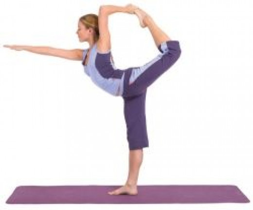Click the Photo To Go to a Yoga Exercises on YouTube