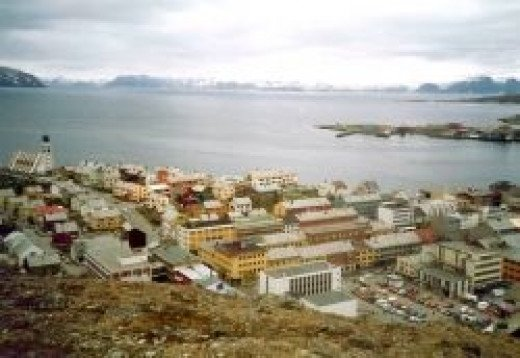 Hammerfest Norway