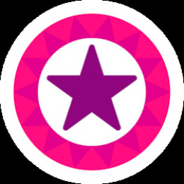 Squidoo Purple Star