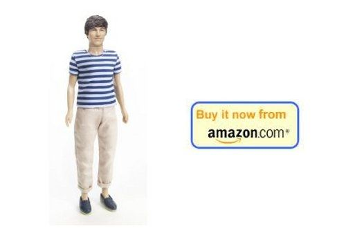 one direction louis doll