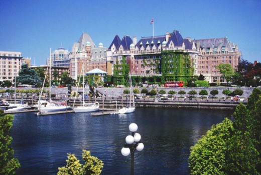 Victoria (BC) Canada  City pictures : Victoria: Canada's Most Perfect City