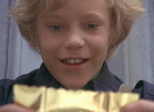 I've Got A Golden Ticket!