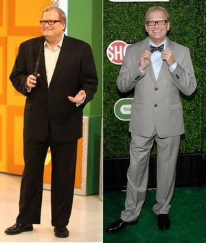 Fat and Skinny Drew Carey