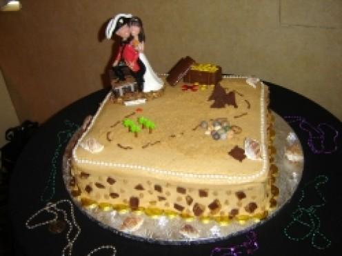 Super Yummy Peanut Butter Cake