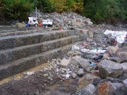 Gabion Dam